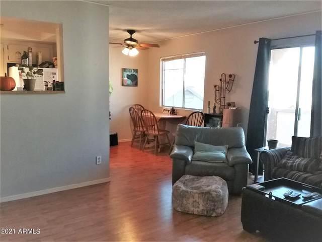 616 S Hardy Drive #247, Tempe, AZ 85281 (MLS #6308834) :: The Daniel Montez Real Estate Group
