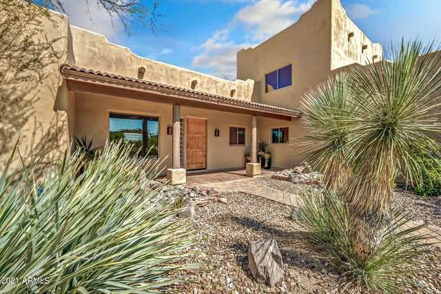 31707 N 142ND Street, Scottsdale, AZ 85262 (MLS #6308859) :: Service First Realty