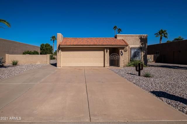 26433 S Snead Drive, Sun Lakes, AZ 85248 (MLS #6308861) :: Long Realty West Valley