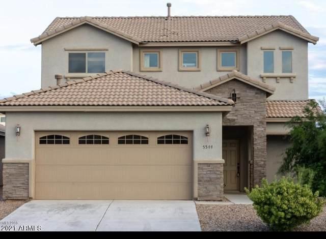 5544 Wilder Drive, Sierra Vista, AZ 85635 (MLS #6308884) :: Conway Real Estate
