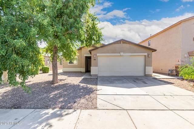 1819 E Desert Moon Trail, San Tan Valley, AZ 85143 (MLS #6308885) :: The Laughton Team