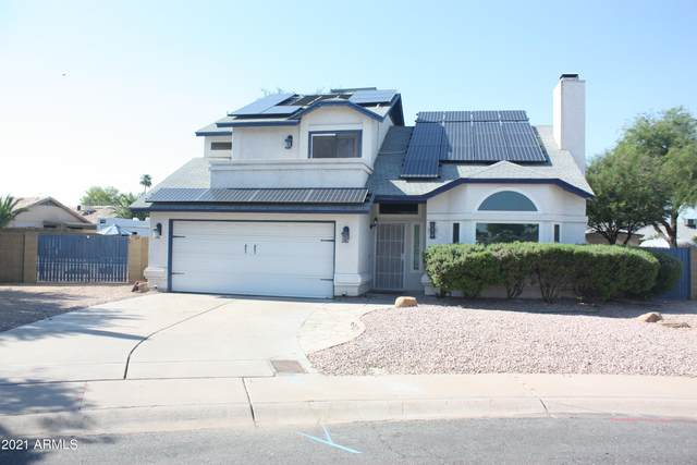 134 S Elm Street, Chandler, AZ 85226 (MLS #6308886) :: The Laughton Team