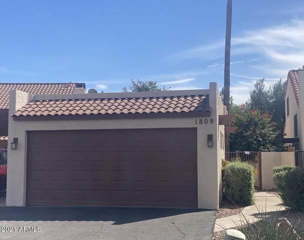 1809 S Torre Molinos Circle, Tempe, AZ 85281 (MLS #6308894) :: The Property Partners at eXp Realty