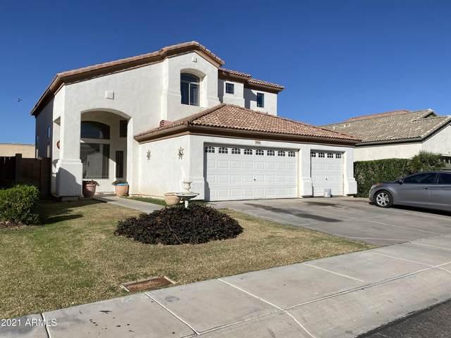 2836 W Lamar Road, Phoenix, AZ 85017 (MLS #6308896) :: The Laughton Team