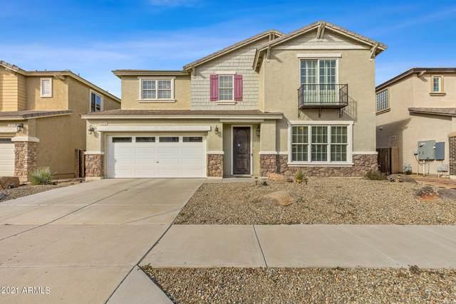 2214 E Chanute Pass, Phoenix, AZ 85040 (MLS #6308907) :: TIBBS Realty