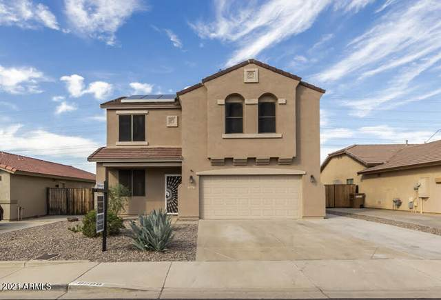 8088 N 110TH Drive, Peoria, AZ 85345 (MLS #6308908) :: Long Realty West Valley