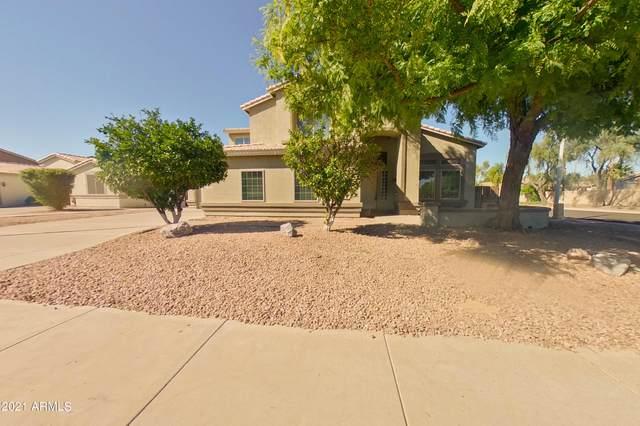 1682 S Los Altos Drive, Chandler, AZ 85286 (MLS #6308914) :: The Laughton Team