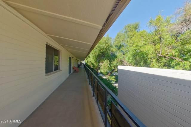 3505 E Campbell Avenue #21, Phoenix, AZ 85018 (MLS #6308929) :: The Bole Group | eXp Realty