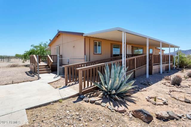 2817 N Saddle Vista Road, Tonopah, AZ 85354 (MLS #6308948) :: Fred Delgado Real Estate Group
