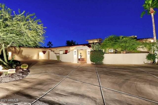 6208 E Cholla Lane, Paradise Valley, AZ 85253 (MLS #6308961) :: Keller Williams Realty Phoenix