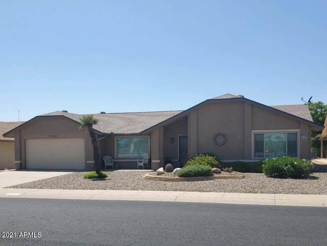 21026 N 123RD Drive, Sun City West, AZ 85375 (MLS #6308962) :: Elite Home Advisors