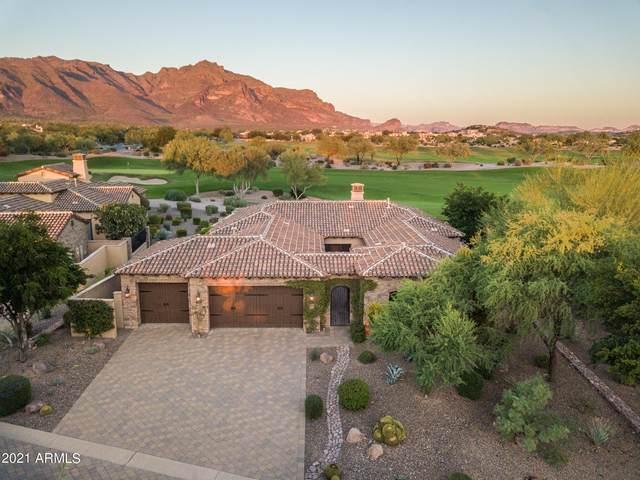 2947 S Prospector Circle, Gold Canyon, AZ 85118 (MLS #6308964) :: Dave Fernandez Team | HomeSmart