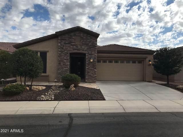 5117 S Eucalyptus Drive, Gilbert, AZ 85298 (MLS #6308978) :: Devor Real Estate Associates