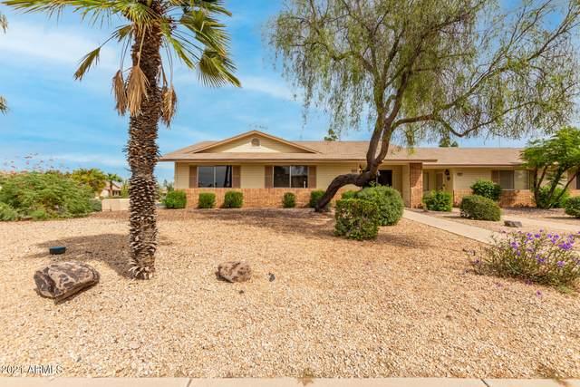 18433 N Spanish Garden Drive, Sun City West, AZ 85375 (MLS #6309001) :: The Daniel Montez Real Estate Group