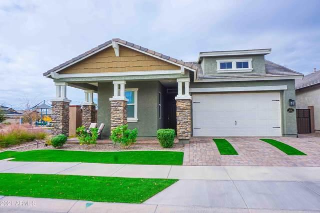 2720 S Chatsworth, Mesa, AZ 85209 (MLS #6309002) :: Dijkstra & Co.