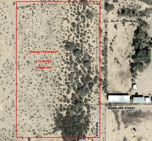 10XX N 374 Avenue, Tonopah, AZ 85354 (MLS #6309007) :: Dijkstra & Co.