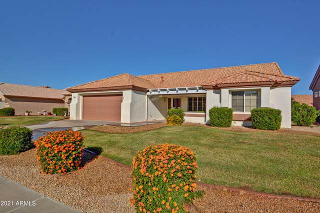 14128 W Circle Ridge Drive, Sun City West, AZ 85375 (MLS #6309016) :: The Laughton Team