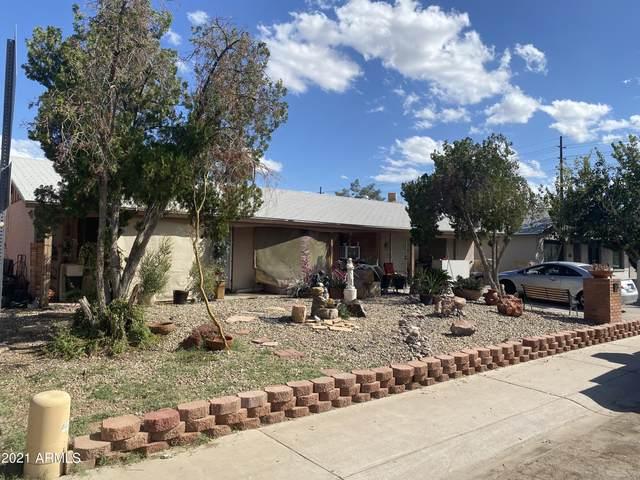 5011 N 77TH Drive, Glendale, AZ 85303 (MLS #6309030) :: Hurtado Homes Group
