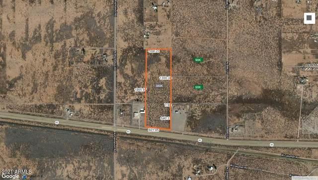 XXXX Hwy 80 Highway, Douglas, AZ 85607 (MLS #6309059) :: Dijkstra & Co.