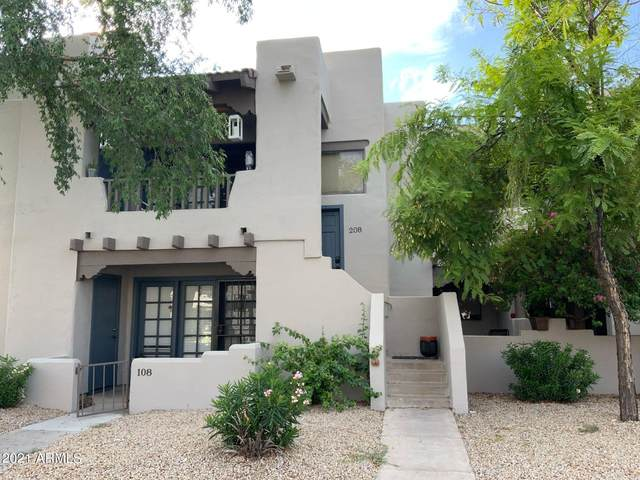 7300 N Dreamy Draw Drive #208, Phoenix, AZ 85020 (MLS #6309066) :: The Bole Group | eXp Realty