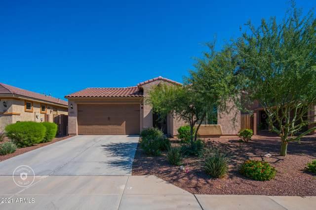 4225 S 185TH Lane, Goodyear, AZ 85338 (MLS #6309069) :: The Garcia Group