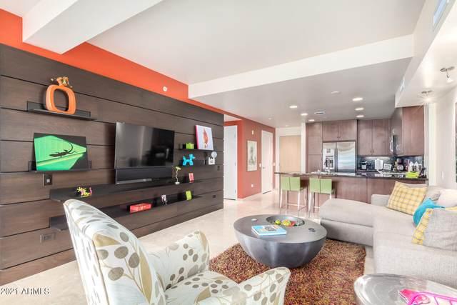 7157 E Rancho Vista Drive #4009, Scottsdale, AZ 85251 (MLS #6309071) :: The Bole Group | eXp Realty
