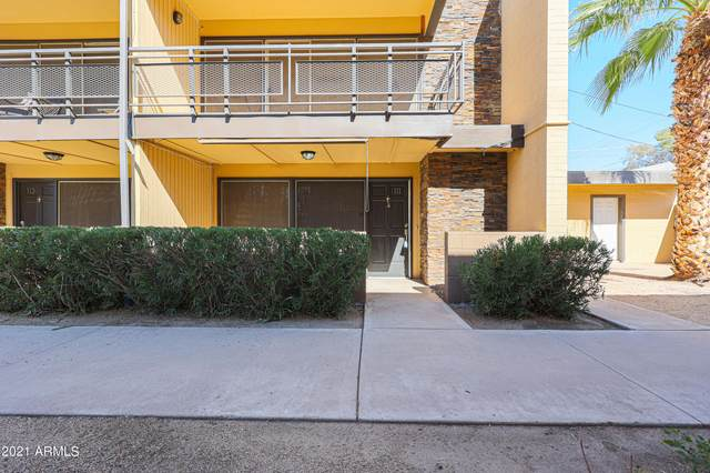 6501 N 17TH Avenue #111, Phoenix, AZ 85015 (MLS #6309074) :: The Bole Group | eXp Realty