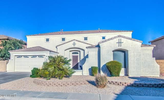 24023 N 65TH Drive, Glendale, AZ 85310 (MLS #6309086) :: Dijkstra & Co.