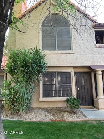 3491 N Arizona Avenue #144, Chandler, AZ 85225 (MLS #6309087) :: Dijkstra & Co.