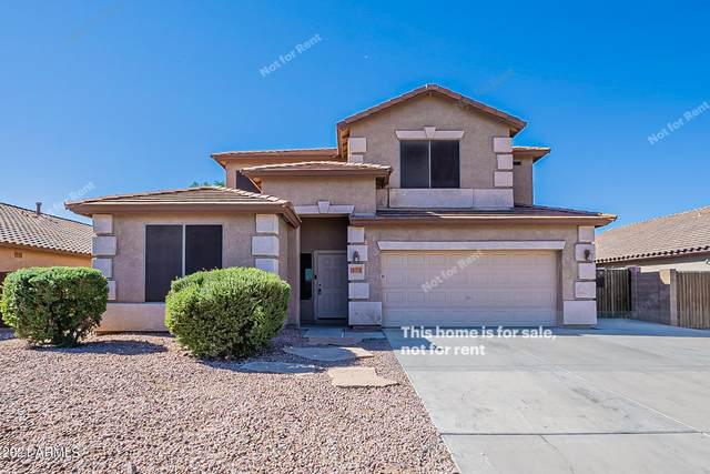673 W Hereford Drive, Queen Creek, AZ 85143 (MLS #6309093) :: The Laughton Team