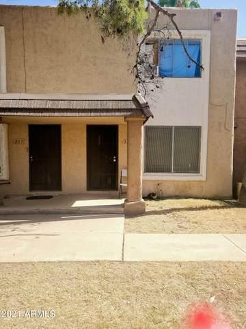 7126 N 19TH Avenue #238, Phoenix, AZ 85021 (MLS #6309095) :: TIBBS Realty