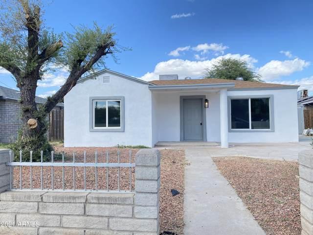 2144 W Lewis Avenue, Phoenix, AZ 85009 (MLS #6309097) :: Morton Team | A.Z. & Associates
