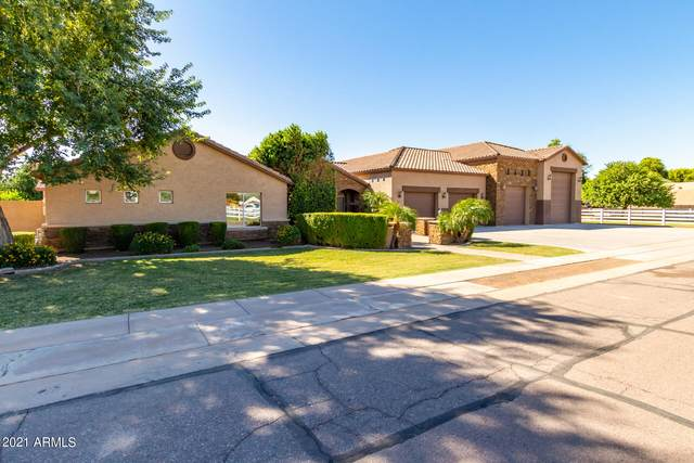 915 E Kael Street, Mesa, AZ 85203 (MLS #6309098) :: The Bole Group | eXp Realty