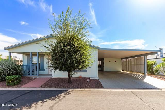 2400 E Baseline Avenue #179, Apache Junction, AZ 85119 (MLS #6309099) :: Long Realty West Valley