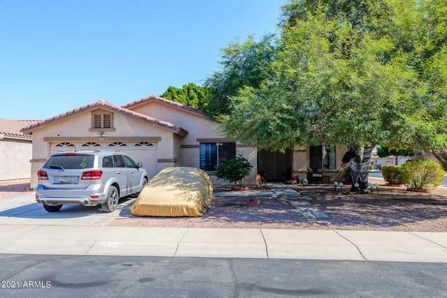 14501 N 150th Lane, Surprise, AZ 85379 (MLS #6309107) :: The Garcia Group