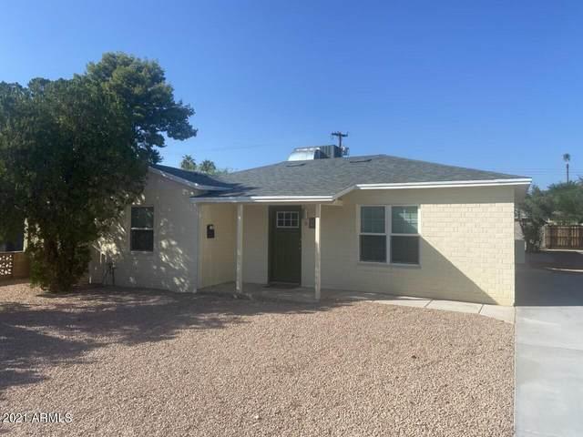 120 W Highland Avenue, Phoenix, AZ 85013 (MLS #6309109) :: Maison DeBlanc Real Estate