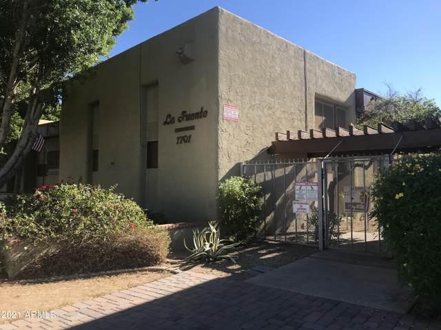 1701 W Tuckey Lane #113, Phoenix, AZ 85015 (MLS #6309125) :: The Garcia Group