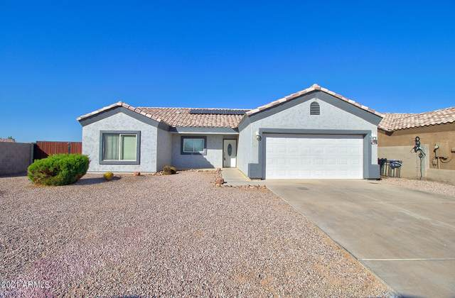 14652 S Charco Road, Arizona City, AZ 85123 (MLS #6309127) :: The Laughton Team