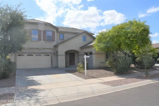 13581 W Ventura Street, Surprise, AZ 85379 (MLS #6309133) :: The Laughton Team