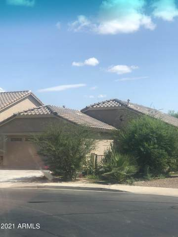 17447 N Marina Avenue, Maricopa, AZ 85139 (MLS #6309139) :: The Laughton Team