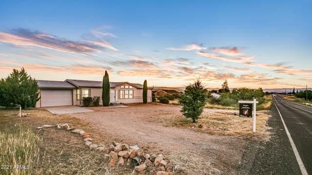 20036 E Stagecoach Trail, Mayer, AZ 86333 (MLS #6309149) :: TIBBS Realty