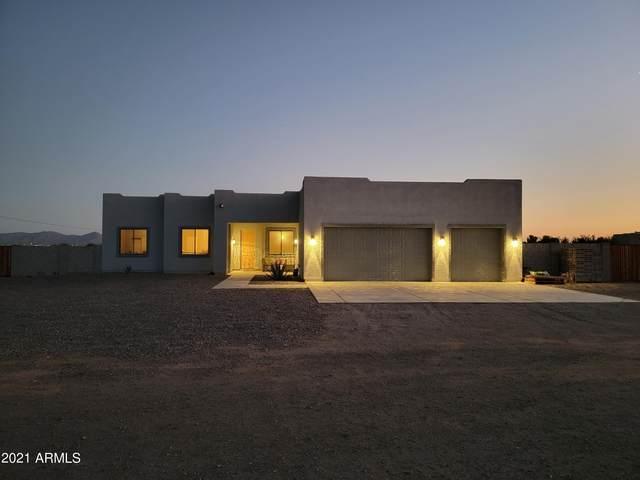 25513 W Hunter Drive, Wittmann, AZ 85361 (MLS #6309156) :: Long Realty West Valley