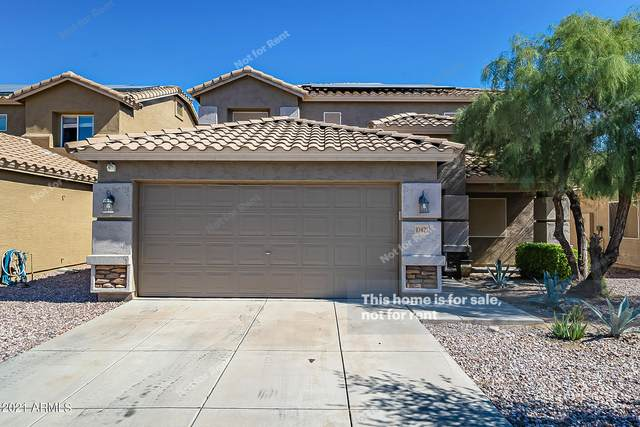 10421 N 115TH Drive, Youngtown, AZ 85363 (MLS #6309176) :: The Laughton Team