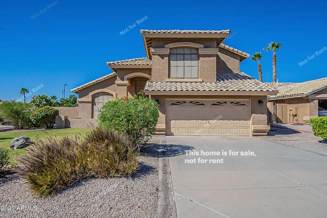 2462 S Augustine Circle, Mesa, AZ 85209 (MLS #6309178) :: The Laughton Team