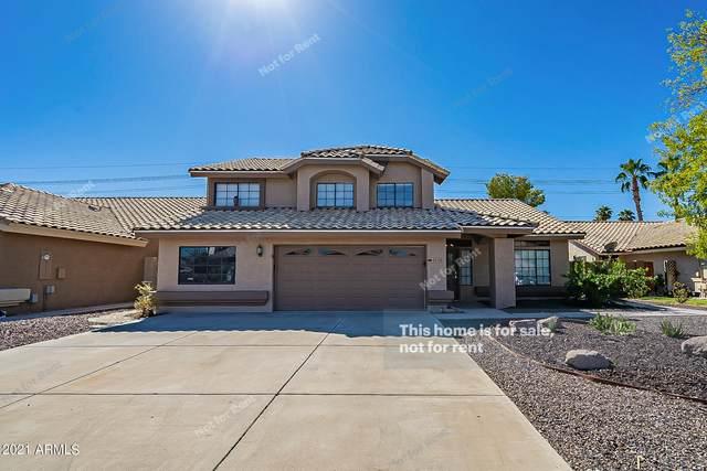 5255 E Greenway Circle, Mesa, AZ 85205 (MLS #6309180) :: D & R Realty LLC