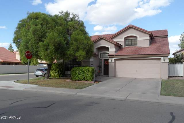 5736 W Harrison Street, Chandler, AZ 85226 (MLS #6309182) :: The Property Partners at eXp Realty