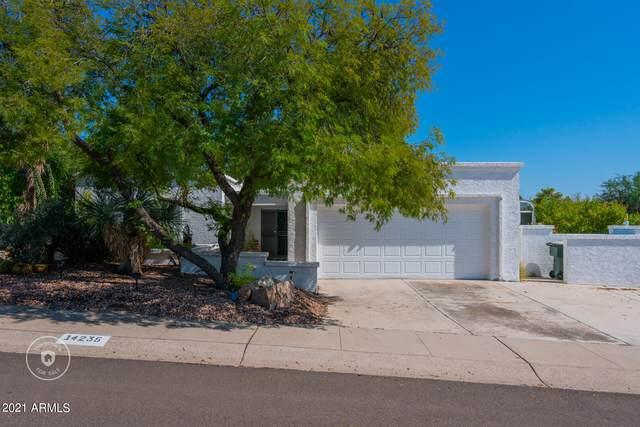 14235 N 12TH Place, Phoenix, AZ 85022 (MLS #6309194) :: The Daniel Montez Real Estate Group