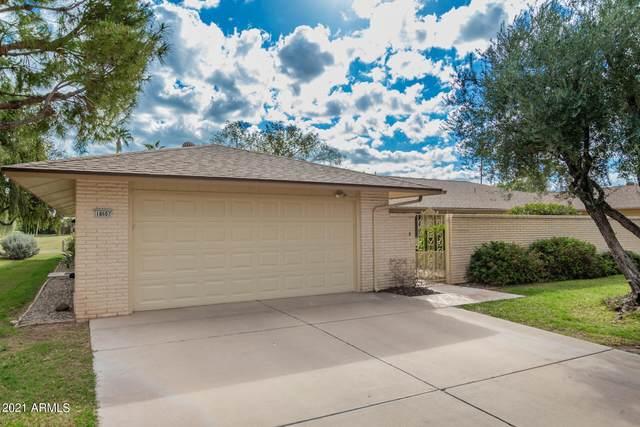 18607 N 125th Avenue, Sun City West, AZ 85375 (MLS #6309200) :: The Daniel Montez Real Estate Group