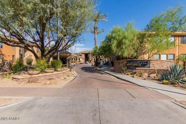 6900 E Princess Drive #2128, Phoenix, AZ 85054 (MLS #6309205) :: The Garcia Group
