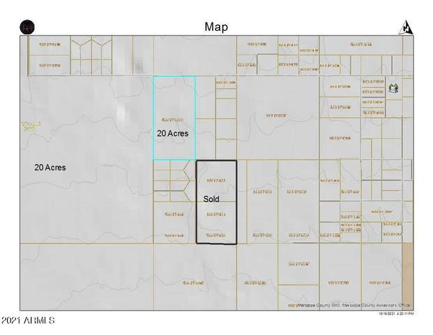 0 W Galvin Street W, Wittmann, AZ 85361 (MLS #6309206) :: Conway Real Estate